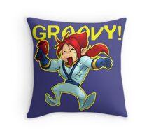Iora's New Suit Throw Pillow