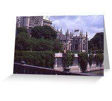 Notre-Dame de Paris Greeting Card