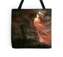 """""""diwata"""" (in collaboration with Dennis Pilapil) Tote Bag"""