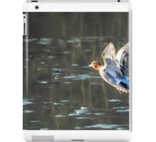 Duck, Duck and Away iPad Case/Skin