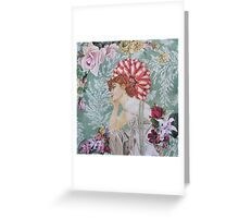 Commission Florist (No. 1) Greeting Card