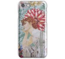 Commission Florist (No. 1) iPhone Case/Skin