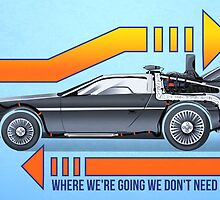 Back to the Future by lynxcollection