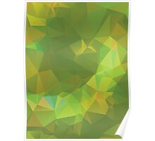 Abstract Geometric Background 2 Poster
