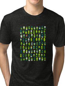 Robotz - Irish Grass Tri-blend T-Shirt