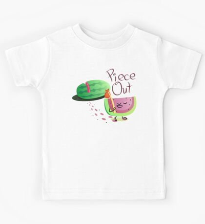 Piece Out Kids Tee