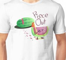 Piece Out Unisex T-Shirt