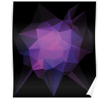 Abstract Geometric Background 4 Poster