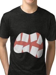 The mouth... Tri-blend T-Shirt