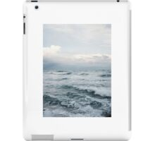 Misty Ocean iPad Case/Skin