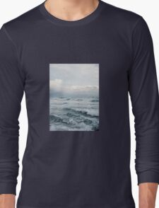 Misty Ocean Long Sleeve T-Shirt