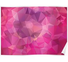 Abstract Geometric Background 8 Poster