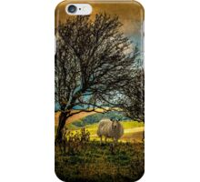 Up On The Sussex Downs iPhone Case/Skin