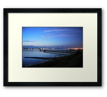 At First Glance Framed Print