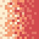Pixel Art Pattern by Mike Taylor