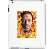 Dr house pills iPad Case/Skin