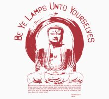 Be Ye Lamps(Punk'd up a knotch)alt color One Piece - Long Sleeve