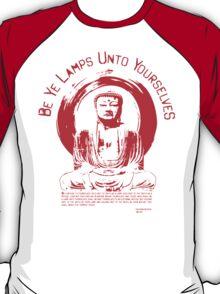Be Ye Lamps(Punk'd up a knotch)alt color T-Shirt