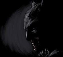 Batman  by Pablo Díaz