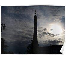The Pillar of Ripon Poster
