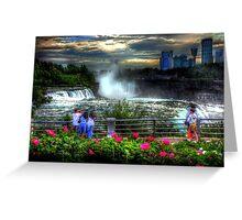 Niagara Greeting Card