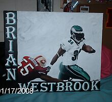 Brian WestBrook by Charrell  Mack
