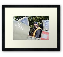 Tribute to the 1940's RAF #2 Framed Print