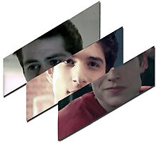 Powerful Trio [Stilinski, McCall, Lahey] Photographic Print