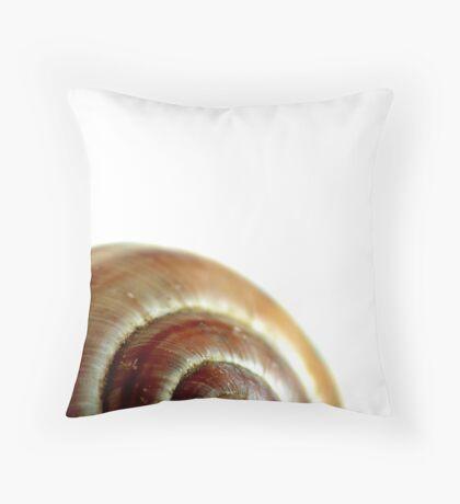 Swirly Throw Pillow