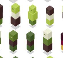 Robotz - Forest Sticker