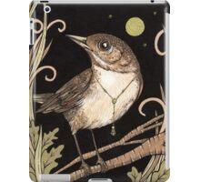 The Jeweled Nightingale iPad Case/Skin