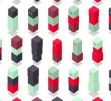 Robotz - Neons Sticker