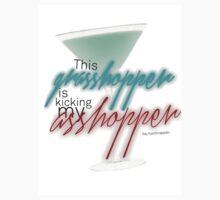 Raj Koothrappali - Grasshopper quote by GenesisDesigns