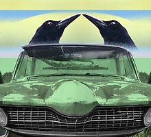TwoCrownCar by Joerg Schlagheck