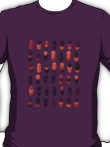 Robotz - Gold & Purple T-Shirt