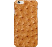 Ostrich Skin iPhone / Samsung Galaxy Case iPhone Case/Skin