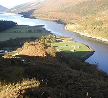 View from Kinlochleven, Scotland by Kevin Meldrum