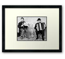 Music is Life (#1) Framed Print