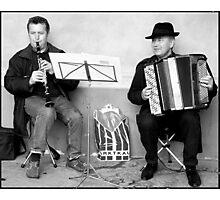 Music is Life (#1) Photographic Print