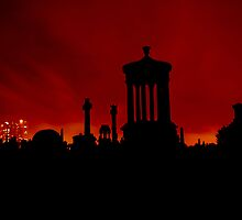 Glasgow Necropolis by MissyVix