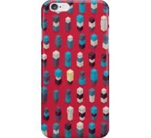 Robotz - Sapphire Rose iPhone Case/Skin