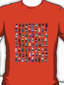 Robotz - Sapphire Rose T-Shirt