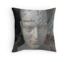 phrenology for sale Throw Pillow