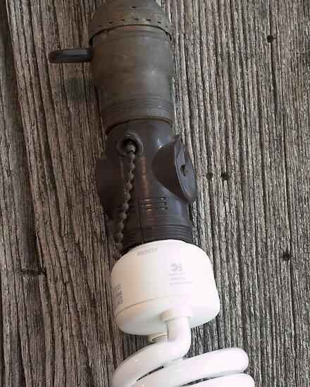 Paradox Lightbulb by Chipper