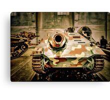 Tank Killer Canvas Print