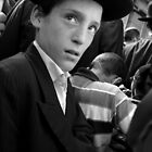 A Young Jewish Boy by Alexander Isaias