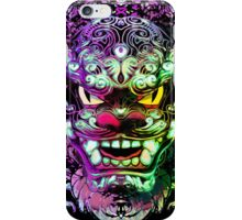 guardian of the gods iPhone Case/Skin
