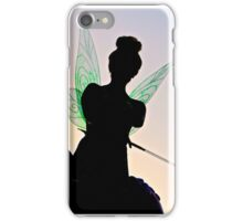 Tink Silhouette iPhone Case/Skin