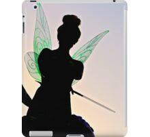 Tink Silhouette iPad Case/Skin