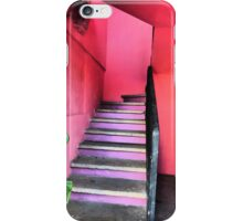 stairs - escalas iPhone Case/Skin
